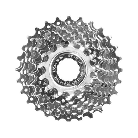 cagnolo veloce cassette cagnolo veloce bicycle cassette 9 speed probikekit uk