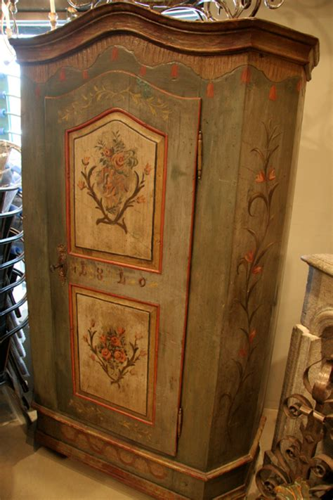 french antique armoire antique french bonnetiere armoire closet cabinet from alsace lorraine province