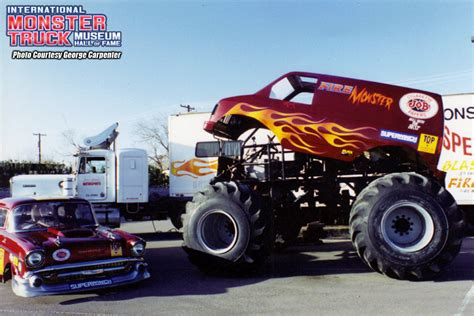 fire trucks monster truck fire monster 187 international monster truck museum hall