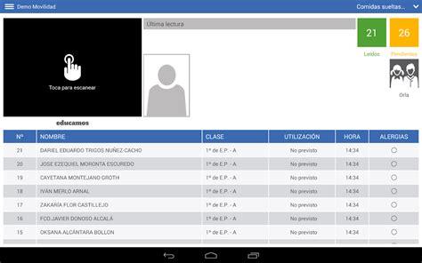 educamos aplicaci 243 n comedor android apps on google play - Comedor Google Translate
