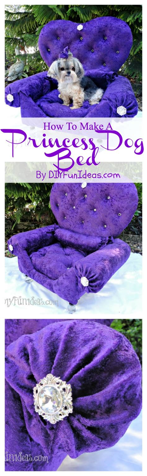 how do you make a bed how to make a diy princess dog bed from an old drawer do it dog beds and costumes