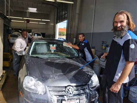 herman cook volkswagen car washing professionals cook vw