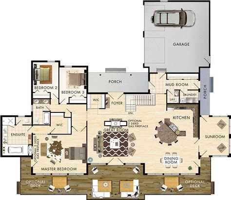beaver homes floor plans beaver homes and cottages soleil