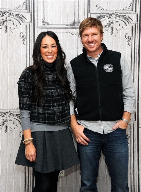 cast of fixer upper what it s really like to be cast on fixer upper popsugar