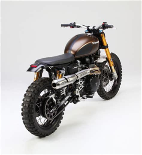 Triumph Motorrad Rumbler by Triumph Rumbler Modellnews