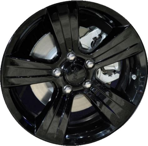 silver jeep patriot with black rims jeep patriot wheels rims wheel rim stock oem replacement