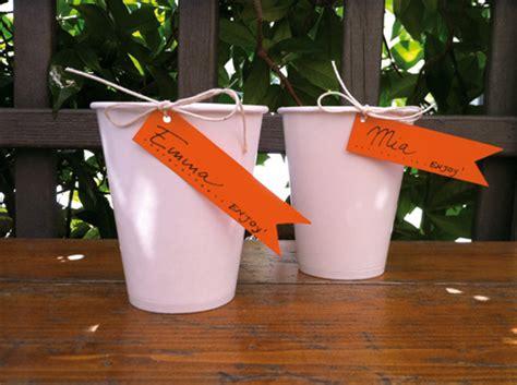personalizzare bicchieri carta carta idea come personalizzare i bicchieri