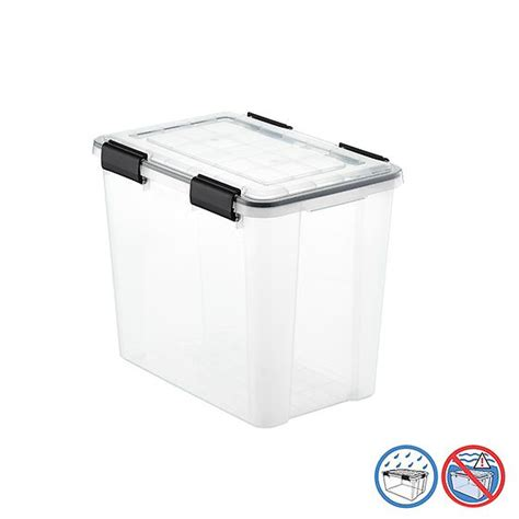 weather tight storage containers weathertight totes the container store