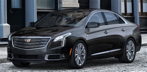 2019 Cadillac Xts by 2019 Cadillac Xts Exterior Color Options