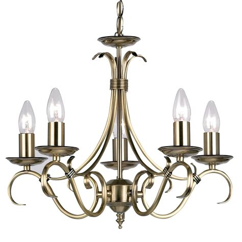 Ceiling Chandeliers Endon Lighting 2030 5an Ceiling Light 5 L