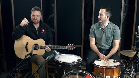 video tutorial drum band part 3 band click drums drums the worship initiative