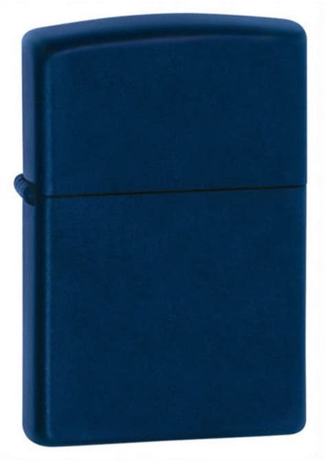 Korek Zippo Matte Navy zippo 239 navy blue matte lighter