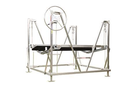 boat lift cable bumpers canadadocks aluminum dock kit accessories barr plastics inc