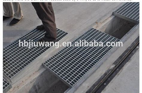 australian standard drainage steel grating cover drainage