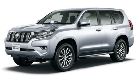 Toyota Land Cruiser Prado 2020 by Toyota Prado 2020