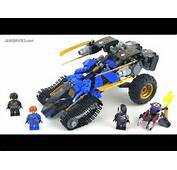 LEGO Ninjago 2014 Thunder Raider 70723 Full Review  YouTube