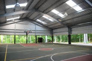 Field Barn Park Sports Pavilion Bradford Woods