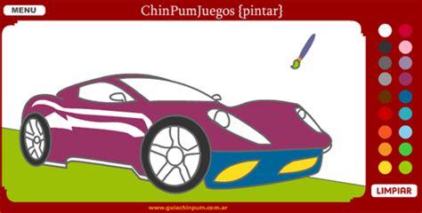 juegos gratis para ninos de pintar carros juegos gratis para ni 241 os pintar automovil moderno online