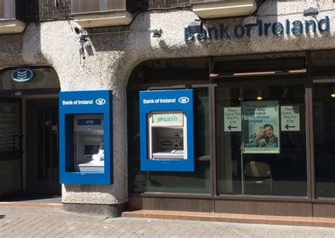 bank of ireland branch opening hours galway city bank to become cashless branch