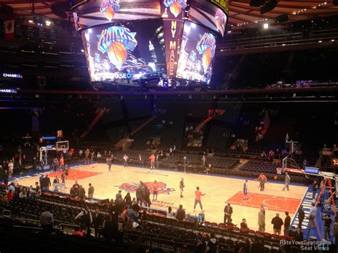 section 108 msg madison square garden section 108 new york knicks