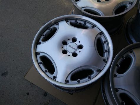 """FS: Set of Staggered Lorinser LM1 19"""" 2pc by Ronal - VW ... Lorinser Lm1"""