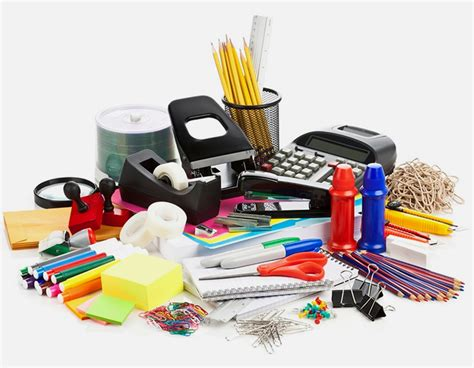 Office Supplies Used Required Services Limited Stationery And Office Supplies