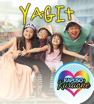 theme song yagit kapuso karaoke sing along with gloc 9 and lirah bermudez