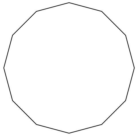 figuras geometricas undecagono dodecagon wiktionary
