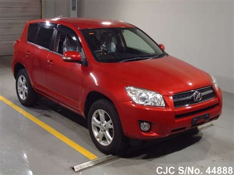 2010 Toyota Rav4 For Sale 2010 Toyota Rav4 For Sale Stock No 44888 Japanese
