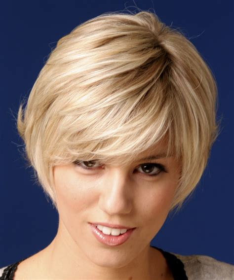 haircuts with height on top layered short haircuts for women with height on top