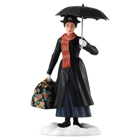 mary poppins ornament practically poppins figurine enesco