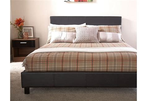 Beds 4 Less by Gfw Furniture Bed In A Box 135cm Black Beds From