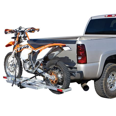 motorcycle carrier 400 lb receiver mount motorcycle carrier