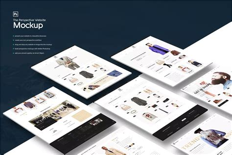 71 Website Mockup Psd Free Download Design Templates Mockup Templates For Photoshop