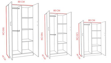 Wardrobe Closet Dimensions by Open Bedroom Melamine Door Wall Wardrobe Closet For Sale