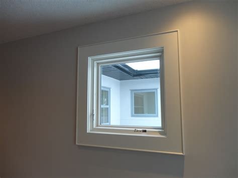 modern window trim ledges and trim vg woodwork