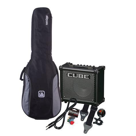 cube mp roland cube 10gx mp bundle 171 σετ ηλεκτρ κιθάρας