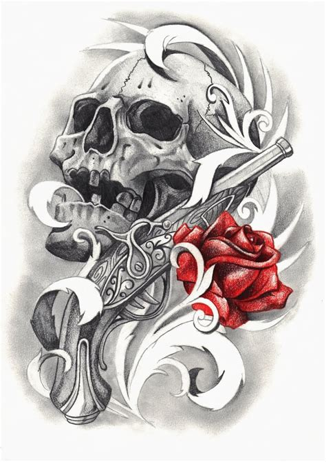skull pirate tattoo design collection of 25 pirate skull drawing