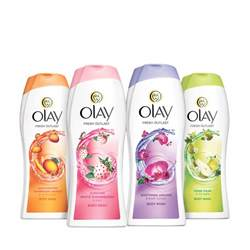 of olay shower gel review ingredients swatches olay fresh outlast