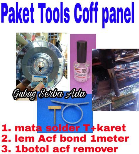Universal Led Tv Board Paket Lengkap Panel Led 24 39 paket tools untuk repair ic coff panel gubug elektronik