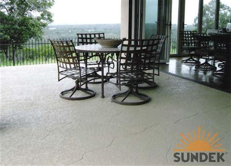 Patio Design Orlando Repair Resurface Concrete Patios Philadelphia Sundek Of Pa