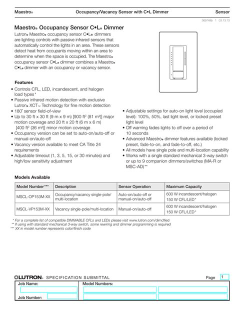 lutron maestro sensor switch wiring diagram wiring