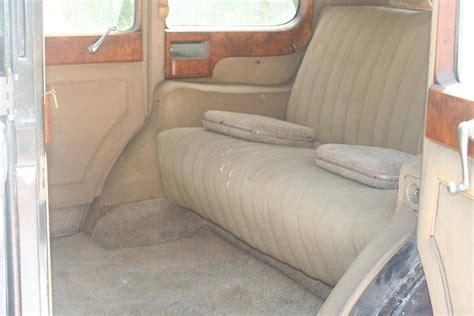 rolls royce inside limo rolls royce 1952 inside