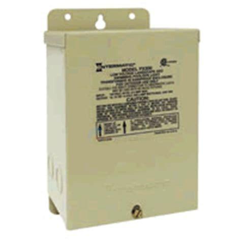 pool light transformer replacement intermatic 300 watt transformer px300 inyopools com