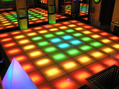 Light Up Floor by Led Floor Floor And Interactive Led