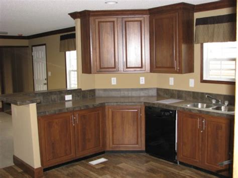 manufactured home kitchen cabinets kitchen cabinets for mobile homes 15 photos