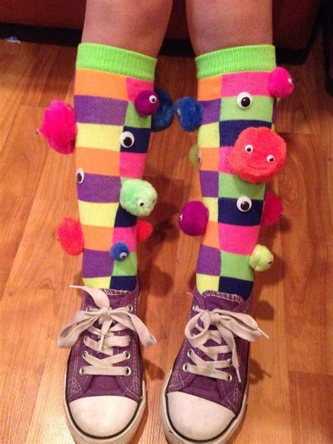 sock ideas socks day goodies sock socks and silly socks