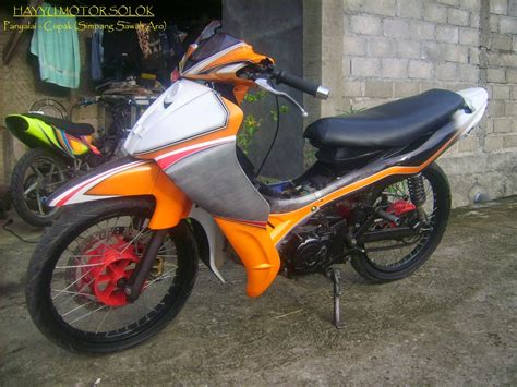 jupiter motor modifikasi motor jupiter z cw motorcycle review and