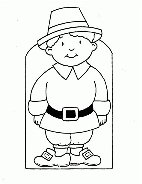 pilgrim coloring pages coloring pages of pilgrims coloring home