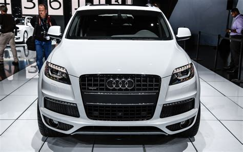 Audi Q7 Horsepower by Audi Q7 Horsepower 2014 2018 Car Reviews Prices And Specs